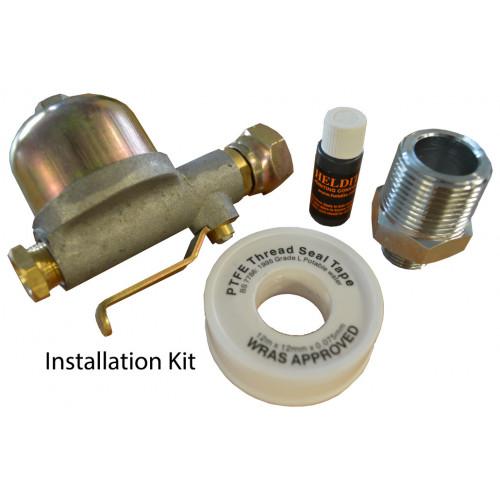 Oil Tank Installation Kit