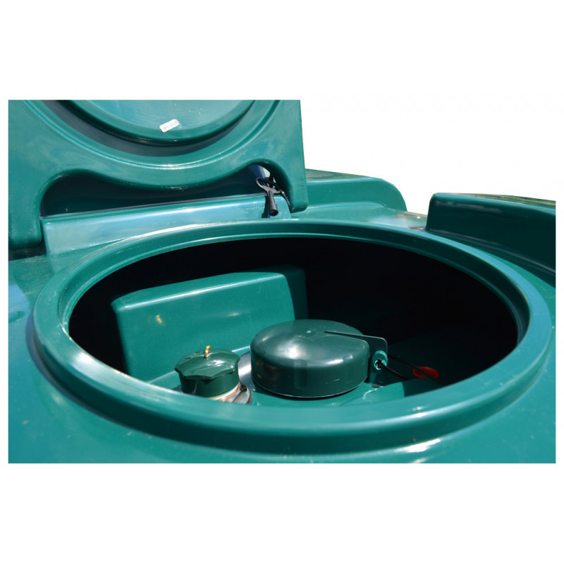 Bunded Oil Tanks >> 2400 Litre Bunded Oil Tank - RO2400CBFT - 3C Tanks