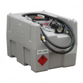 Cemo DT-Mobile Easy 125 Litre Diesel Fuel Dispenser with Electric Pump