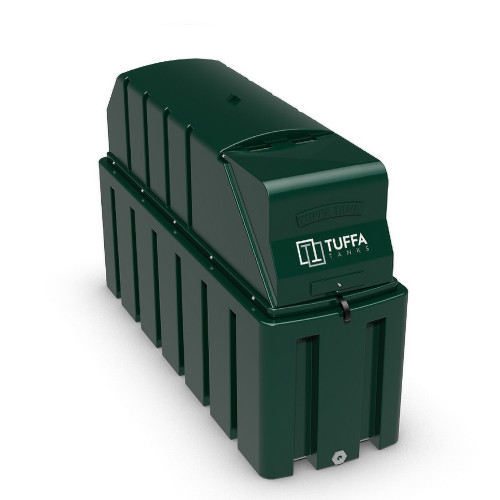 Tuffa 1150 Litre Fire Protected Bunded Oil Tank