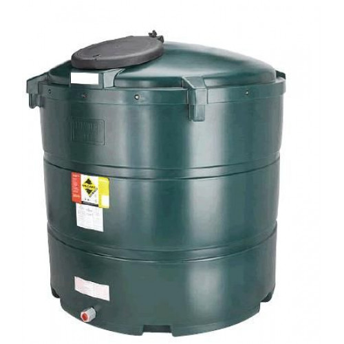 1340 Litre Vertical Bunded Oil Tank
