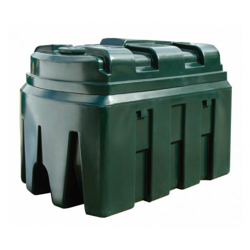 2450 Litre Horizontal Bunded Oil Tank